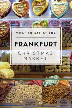 A guide for must-eat food at the Frankfurt Christmas Market in Germany
