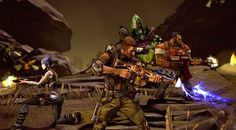 In an interview a panel at the indie game event Rezzed. Gearbox CEO Randy Pitchford said that he wants Borderlands 2 on the Playstation Vita. Pitchford said