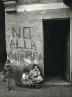 Werner Bischof, Italia