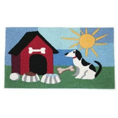 Pet Rug and Diner Mat for Dogs