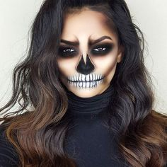 #halloween #makeup #costume #ideas