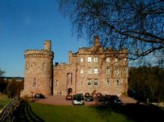 My Trip to Britain Continued--Dalhousie Castle and Northern Ireland
