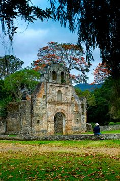 Church of Ujarras . Costa Rica