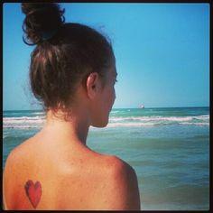 .@virginiaele | #see #beach #beautiful #far #friends #mood #tatoo #gate #games #cyberworld #d... | Webstagram - the best Instagram viewer