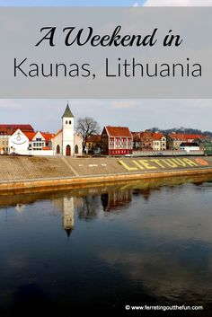 With a medieval castle and cathedral, quaint pedestrian streets, and thriving international food scene, Kaunas, Lithuania is a perfect weekend destination!