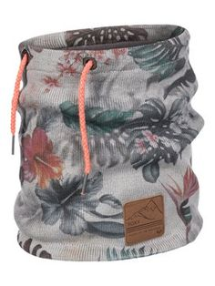 roxy, Snow Street ROXY ENJOY & CARE® Neck warmer, HAWAIIAN TROPIK_PARADISE PINK (mlr6)