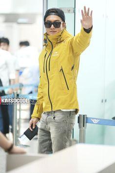 [Photo & Fancam] 130812 Lee Min Ho @ Incheon Airport heading to New Zealand   ♥♥Love Minsun♥♥