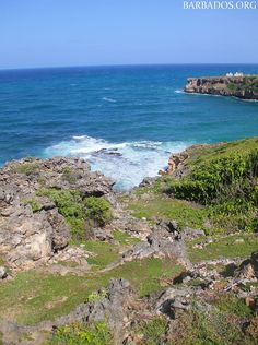 Refreshing breezes and awesome views await at Ragged Point, on the south-east coast of #Barbados