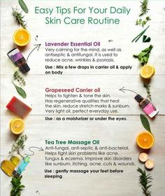 Easy Tips For Daily Skin Care Routine - For Him and Her - Paperblog