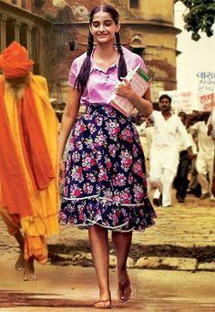 Sonam Kapoor in Raanjhanaa #Bollywood