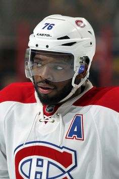 P.K. Subban Says Swearing After Habs' Defeat Got Him In Trouble With His Parents