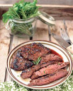 https://paleo-diet-menu.blogspot.com/ #PaleoDiet paleo-diet-menu.b... #paleoDiet Herb Marinated Skirt Steak