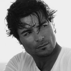 "Chayanne, Puerto Rican singer  OMG I LOVE HIM.... REMEMBER HIM IN THAT WAS TITLED "" DANCE WITH ME""!"