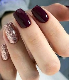 60 Best Stunning Dark Acrylic Nails Design For Prom 2019 - Page 32 of 60 - Diaro. - 60 Best Stunning Dark Acrylic Nails Design For Prom 2019 - Page 32 of 60 - Diaror Diary - Dark Acrylic Nails, Glitter Gel Nails, Shellac Nails, Pastel Nails, Gold Nails, Nail Polish, Fall Nail Designs, Acrylic Nail Designs, Art Designs