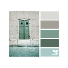 Pale Blue Dusty Green And Gray Color Palette Great Scheme For A Bedroom The Master