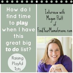 Practical tips on how to have time to play and making your dreams happen