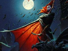 full moon photos of dracula and vampires Horror Art, Fantasy, Dracula, Vampire Art, Fantasy Art, Vampires And Werewolves, Creatures Of The Night, Vampire, Vampire Pictures