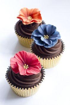 moroccan cupcakes