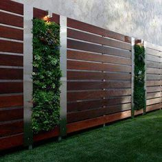 Privacy Fence Ideas and Costs for Your Home, Garden and Backyard, Plus Pros and Cons of Each Fence Type. Yard fences come in a wide variety of materials and styles that can accent and compliment the look of any home. Fences contribute to safety, security, peace of mind, curb appeal and overall style