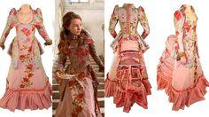 Costume: On Maria Merryweather from The Secret of Moonacre  Designer - Beatrix Aruna Pasztor.  www.facebook.com/TheLiteraryHeroines