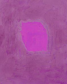 Emanuel Seitz, Untitles, 2011 Pigment on canvas