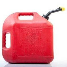 HOW? TO REMOVE GASOLINE SMELL OUT OF YOUR CAR SEATS   Step#1- soak the area of spillage w/ vinegar.  Step #2- soak up with dry towel asmuch as possbl.  Step#3- generously cover area with mixture of baking soda & baby pwdr, let it sit hour or more. Step#4- vacuum and shampoo.   Ta-da......;-)....worked like a charm.