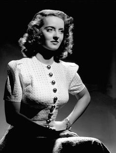 Bette Davis Warner Bros. Letter, The (1940).  The Letter is a must see movie.  Bette Davis played another cold blooded wife in this movie just like in the movie The Little Foxes.