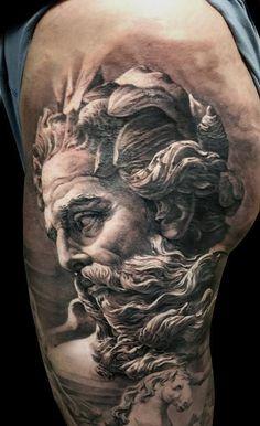 tattoo  Artist: Tamás Kőbán Stigmata