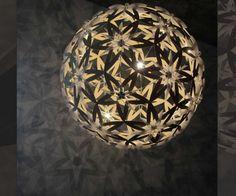 Pendant Lighting. Bounce By David Trubridge. Manuka By David Trubridge
