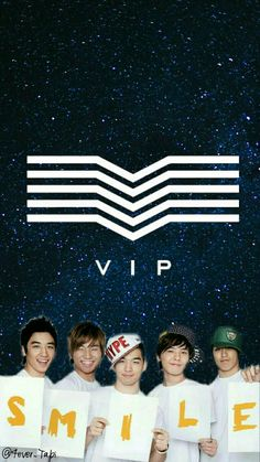 VIP smile❤ #BIGBANG #wallpaper [4ever_Tabi]