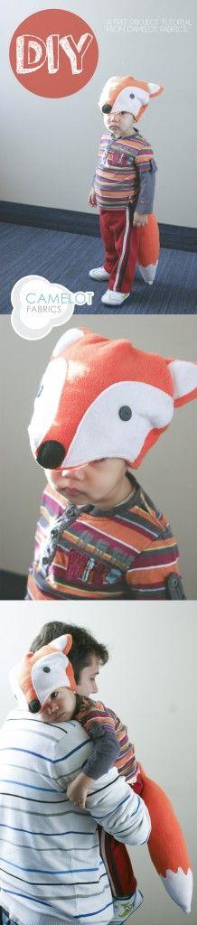 touca raposa