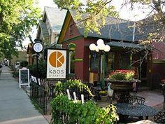 Image from http://diningout.com/denverboulder/wp-content/uploads/sites/13/2014/09/Kaos_Pizza_Denver_Clock_Front_Door.jpg.