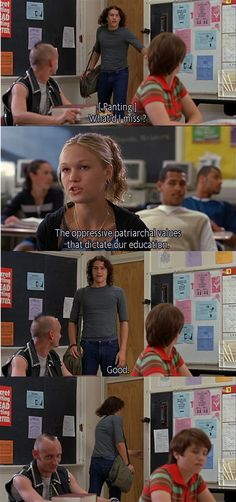 "And Patrick was the perfect foil. | 24 Reasons ""10 Things I Hate About You"" Was Absolutely Iconic"