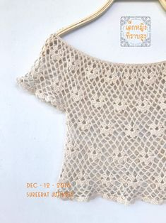 36 Best Ideas For Crochet Coasters Beach Crochet Yoke, Crochet Crop Top, Hand Crochet, Crochet Baby, Crochet Bikini, Crochet Patterns, Beach Crochet, Crochet Ideas, Crochet Scarves
