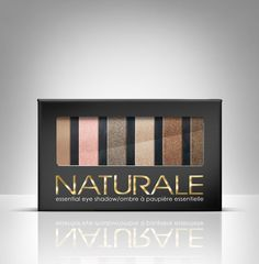 Get the perfect neutral eye make-up look with this gorgeous palette featuring six eye shadow shades in a variety of natural/nude hues. Give your eyes more dimension with these six must-have shades with a subtle shimmer for a perfect naturale eye. Contour, line and highlight to create just the right amount of definition for spectacular natural eyes! Includes precision brush for perfect application and blending.