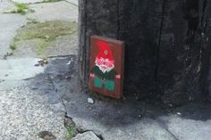 Oakland's Street Art Gnomes Earn Stay of Execution From Electrical Company