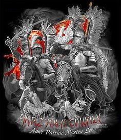 Polish Tattoos, Eagle Design, My Family History, Knights Templar, Photo Wall Collage, Nice Body, Medieval, Graffiti, Drawings