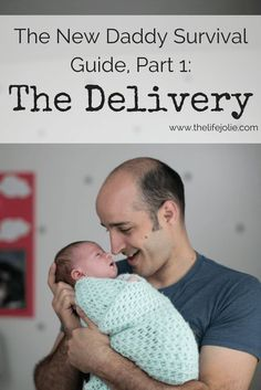 This is guide to for all the new Daddy's out there from a new Daddy full of great, practical tips for getting through the delivery of your child. Click on the photo to read more...