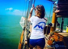 Life before the mast.  @galley_gal sporting the first MountOcean t-shirt! Stay tuned for a giveaway coming soon! #tallships #sailboat #boatlifestyle #boat #mountocean #sail #sailing #sailboat #sails #sailsexy #sailstagram #yacht #yachtlife #onelife #ocean #giveaway #tshirt #barco #superyacht #superyachts #schooner #tallships #awesome #awesomeness by mount0cean