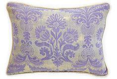 Purple Le Gracieux Pillow on OneKingsLane.com