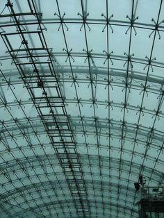 Frankfurt Train Station, Frankfurt, Germany