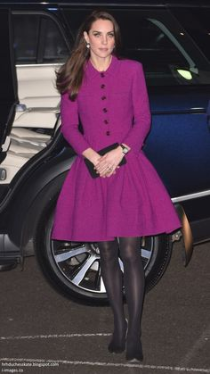 Catherine, Duchess of Cambridge attends The Guild of Health Writers Conference with Heads Together at Chandos House on February 6, 2017 in London.