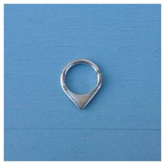 Mini-Fin Septum Jewelry Ring Sterling Silver Piercing Daith Rook Nipple Navel Helix by AliceRubyStudio on Etsy https://www.etsy.com/listing/212986334/mini-fin-septum-jewelry-ring-sterling