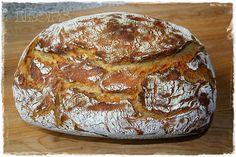 Kochen....meine Leidenschaft: Bauernbrot im Römertopf