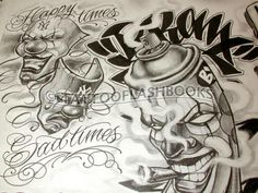 cursive letters l gangster drawings flash by boog 6309