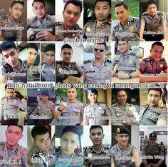 POLISI TNI GANTENG: Cara Mengenali Akun Palsu Polisi Ganteng