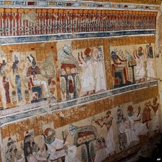 Ancient Egyptian brewer's tomb found in Luxor