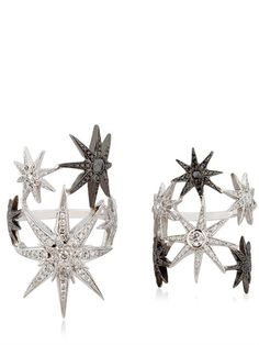 COLETTE JEWELRY - WHITE STAR RING SET
