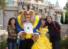 Belle, Beast, & Their Voices