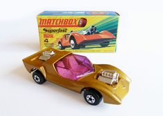 Matchbox Superfast 4: Gruesome Twosome